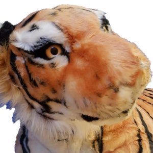 Brown Tiger Huge Giant Massive Extra Large 2m 40cm 90""