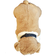 Deluxe Paws Extra Large Bulldog Plush Soft Toy 65cm
