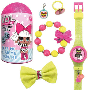 LLD21000, LOL Watch Surprise Jewellery Accessories