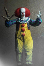 "IT (1990) – 7"" Scale Action Figure – Ultimate Pennywise (version 2)"