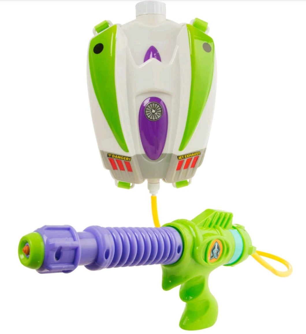 Toy Story Buzz Water Blaster Backpack - Sambro DTS-3377