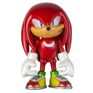 Sonic Boom TOMY 3 Inch Action Figure Knuckles 25th Anniversary