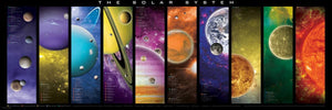 EuroGraphics 6010-0308 The Solar System Puzzle (1000-Piece)