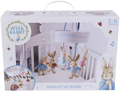 Peter Rabbit Musical Cot Mobile PO1242