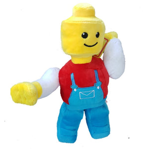 Construction worker Soft Toy 12""