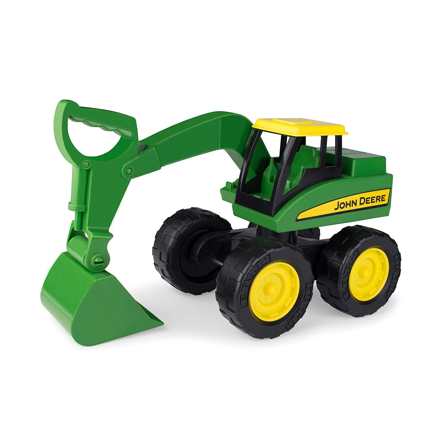 John Deere Big Scoop Excavator  Indoor and Outdoor Farm Vehicle Toy  Suitable From 3 Years