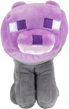 JINX Minecraft Earth Happy Explorer Dyed Cat Plush