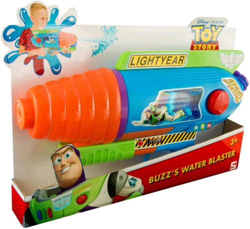 Sambro Toy Story Water Gun, Multi-Colour (DTS-3399)