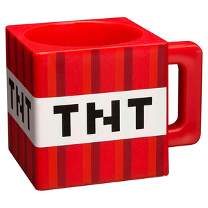 Minecraft Block Mug TNT, 290 ml Plastic