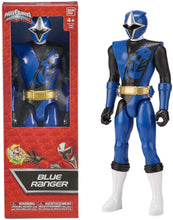 Power Rangers Ninja Steel BLUE and RED Ranger 30cm Boys and Girls Action Figure Toys