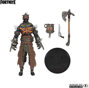 "McFarlane Toys 10724 Fortnite The Prisoner 7"" Premium Action Figure"