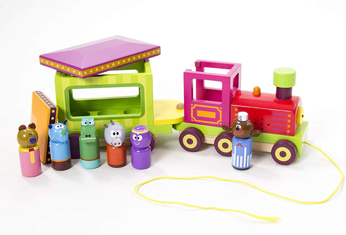 Hey Duggee 9090 Light and Sound Train