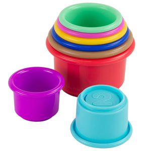 Lamaze Pile and Play Stacking Cups Gift Set