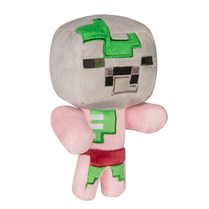 Minecraft 8139 Happy Explorer Series 7 Inch Collectible Plush Baby Zombie Pigman