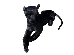Deluxe Paws Large Panther Stuffed Toy 160cm