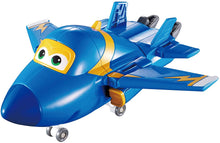 Super Wings - Transforming Vehicle Dizzy Jerome Donnie Albert 5 Inch Figure