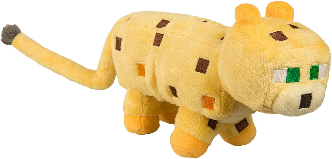 Minecraft 5952 14-Inch Ocelot Plush Toy