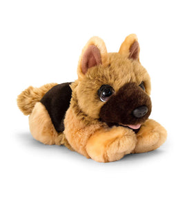 Keel Toys SD2532 Soft Toy Signature Cuddle Puppy Alsatian 32cm
