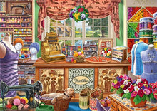 FALCON de Luxe The 11256 Haberdasher's  Shoppe, Jumbo 11256, Wooden Puzzles 1000 Pieces Jigsaw