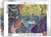EuroGraphics The Circus Horse by Marc Chagall 1000-Piece Puzzle