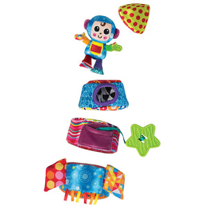 Lamaze Stacking Starseeker Baby Toy