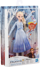 BOX DAMAGED - Frozen Singing Elsa Fashion Doll