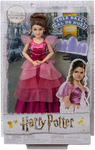 Harry Potter GFG14 Yule Ball Hermione Granger Doll, 10.5-inch, Multi-coloured
