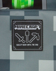 Minecraft Official Jinx Creepy Creeper Inside Backpack, 44cm