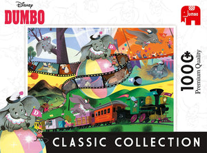 JUMBO 18824 Disney Classic Collection-Dumbo 1000 Piece