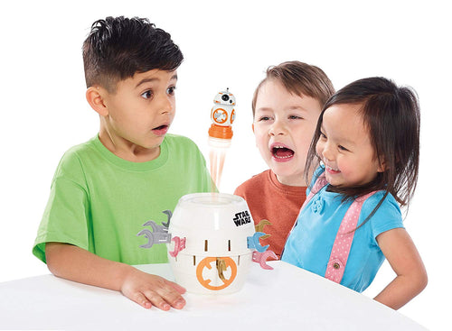 BOX DAMAGED - Star Wars Pop Up BB8 Children's Preschool Action Game