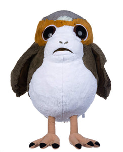 Star Wars Episode 8 Porg Soft Toy, 18""