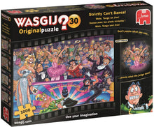 Jumbo 19160 Wasgij Original-30 Strictly Cant Dance Jigsaw Puzzle
