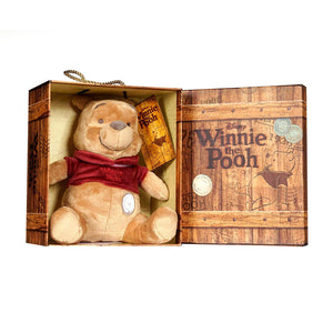 "Winnie the Pooh Disney Vintage 10"" Deluxe Gift Box"