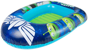 Sambro TOY STORY Outdoor Swimming Buzz Lightyear Inflatable Boat Lounger