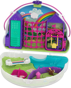Polly Pocket GKJ65 Rainbow Dream Purse