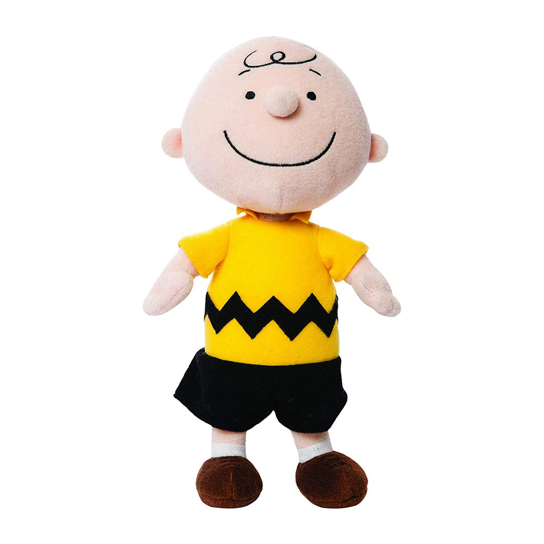 Peanuts 60410 Charlie Soft Toy, Yellow