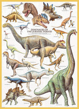 EuroGraphics Dinosaurs of the Jurassic Period Puzzle (1000 Pieces)