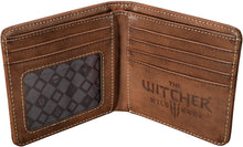 Jinx The Witcher Portefeuille Logo Wallet