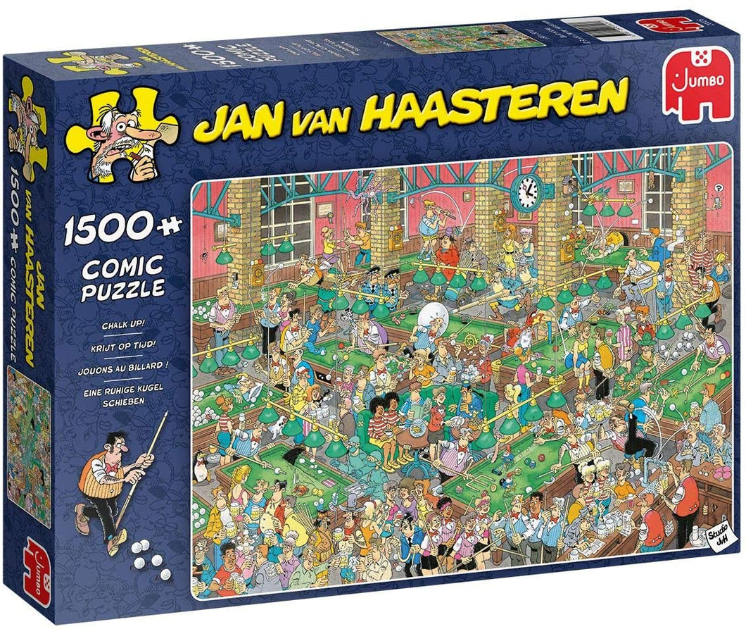20026 Jan van Haasteren – Chalk Up! 1500 pieces