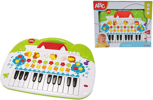 Simba 104018188 ABC My First Animal Keyboard