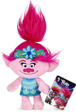 "Dreamworks Official Trolls 2 18cm 7"" Plush Toys Set of 4 or Set of 2 Characters"