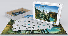 Swans Reflecting Elephants EuroGraphics 6000-0846 1000 pieces