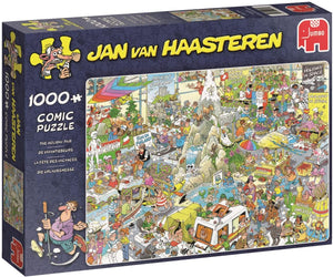 Jumbo JvH 19051 Holiday Fair 1000 Pieces