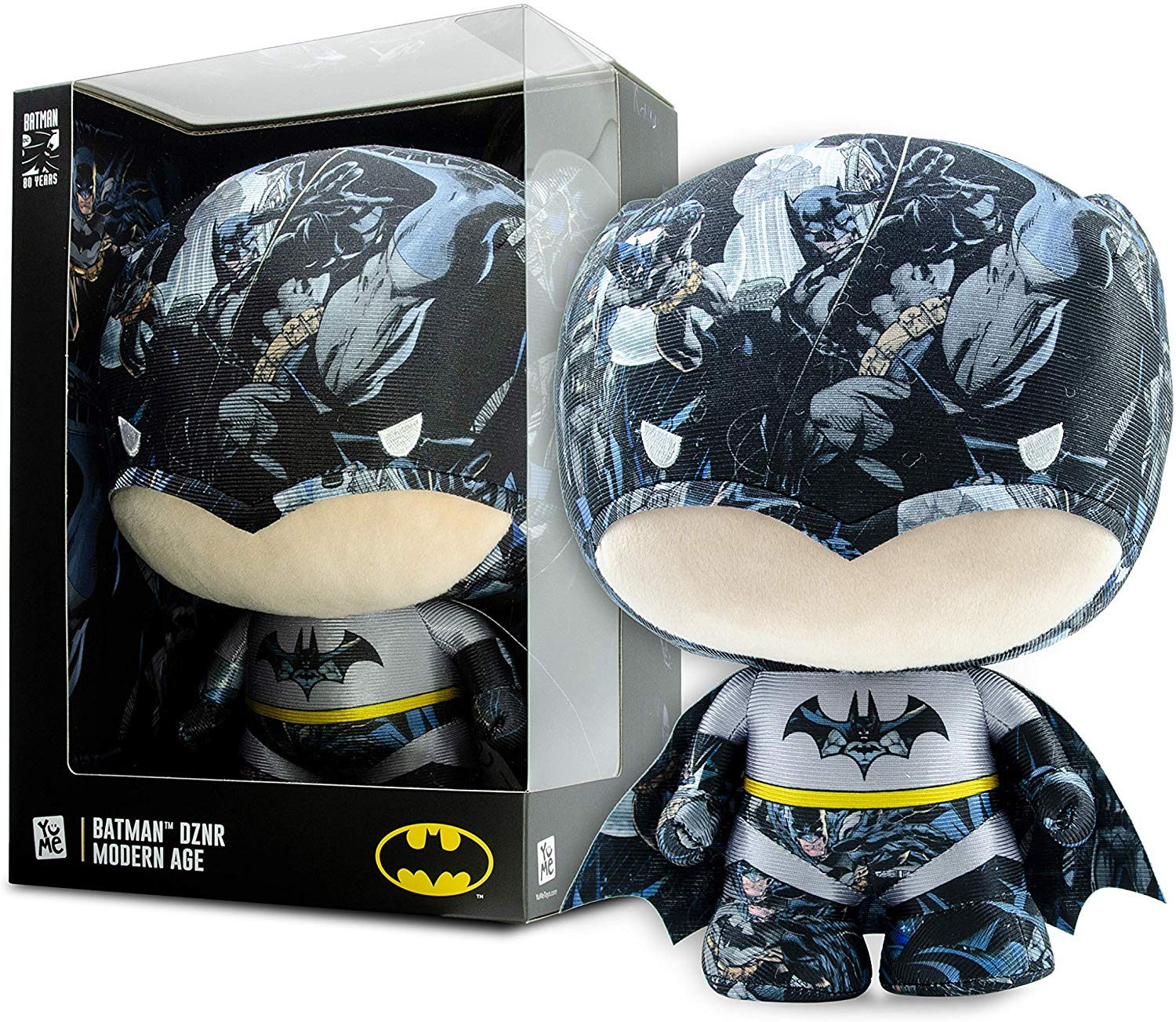 Batman 80th Anniversary Collector Plush DZNR