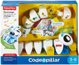 Fisher-Price DKT39 Think and Learn Code-a-Pillar