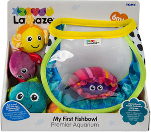 Lamaze My First Fishbowl Sensory Play for Baby Educational and Interactive 6M+