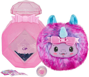 Pikmi Pops Cheeki Puffs Jumbo Scented Shimmer Plush - Cheekles The Unicorn