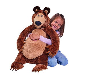 Simba 109302089 Mash and The Bear, Large 70cm Bear