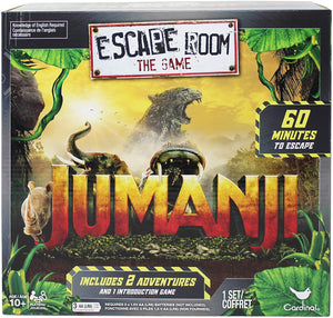 Cardinal Games Jumanji Escape Room Game