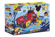 IMC Toys 182493 Disney Junior Mickey Mouse and the Roadster Racers Garage